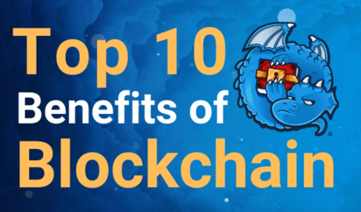 10 most Benefits of Blockchain Technology
